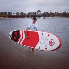 The Goosehill Sport Sailor Inflatable SUP board is an all-around paddle board designed for paddlers of all skill-level. thanks to the application of this new layer, we are able to make an inflatabl. Best Paddle Boards, Sup Boards, Sup Stand Up Paddle, Sup Paddle, California Tourist Attractions, Inflatable Sup Board, Sup Accessories, Sup Yoga
