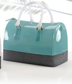 I can't even describe how much I LOVE this bag!!!  Furla Candy jeans