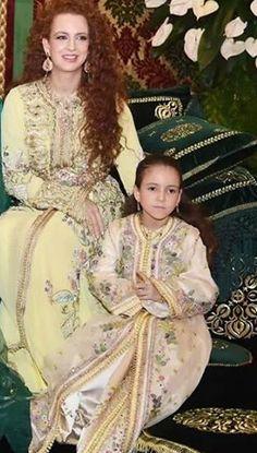 25 Photos et Vidéo : Le Mariage Extra-Ordinaire De Moulay Rachid Prince Marocain 14 - https://www.facebook.com/diplyofficial