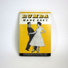 [Vintage] Rumba Made Easy book w/ 2-45s from AttysVintage $9