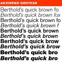 Akzidenz-Grotesk BQ (BEST sellers | best sellers | Fonts, Print