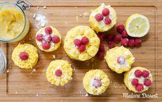 Zitronentörtchen mit Lemon Curd | Madame Dessert