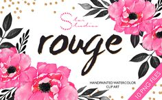 Rouge pack by Star Studios on Creative Market