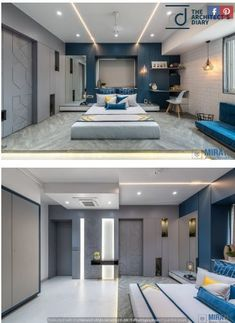 Fiverr freelancer will provide Architecture & Interior Design services and do interior,exterior design and realistic rendering for home,office including modeling within 1 day Men's Bedroom Design, Bedroom False Ceiling Design, Hotel Room Design, Kids Bedroom Designs, Bedroom Ceiling, Luxury Bedroom Furniture, Home Decor Bedroom, Men Bedroom, Master Bedroom