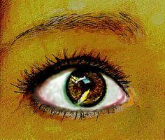 Study: Eye/ by Suzanne Yazzie