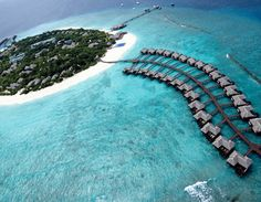 Maldives. island paradise