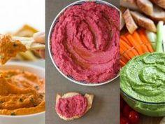 10 recettes d'houmous de légumes • Hellocoton.fr
