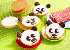 Panda-Amerikaner (Cool Cakes Diy)