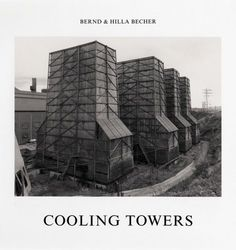 Cooling Towers by Bernd Becher, http://www.amazon.com/dp/0262025981/ref=cm_sw_r_pi_dp_nWZRqb09N9XP1