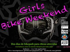Valwindcycles con Girls Bike Weekend -- http://valwindcycles.es/blog/valwindcycles-con-girls-bike-weekend