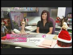 A wonderful 11 minute video about the creators of Barbie, beginning with Ruth Handler and includes a visit inside Mattel showing what goes into making a Barbie doll.