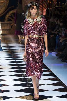 Dolce&Gabbana (f-w 2016/2017), ready-to-wear