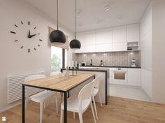 Kuchnia styl Minimalistyczny - zdjęcie od BIG IDEA studio projektowe - Kuchnia - Styl Minimalistyczny - BIG IDEA studio projektowe