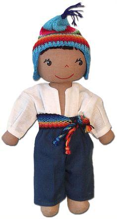 Resultado de imagen para muñeco aymara