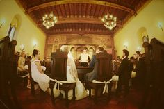 Therese and Lars got married in the historic Cortona Town Hall, Italy www.romanticitalianweddings.com