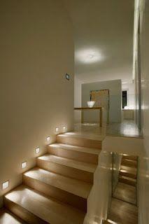 Particolare piano top e anta cucina in laminam pietra di savoia perla creare con laminam - Iluminacion led escaleras ...