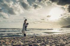 Fotos dos noivos - casamento na praia