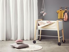 Linea by Leander cradle