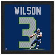 """NFLShop.com - NFLShop.com Seattle Seahawks Russell Wilson 20"""" x 20"""" Player Uniframe - AdoreWe.com"""