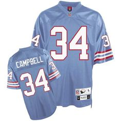 new arrival 8cda8 b6410 34 earl campbell jersey id