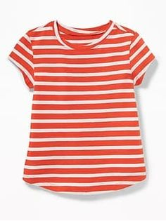 Old Navy Printed Jersey Tee for Toddler Girls Old Navy Kids, Women's Fashion Dresses, Dresses For Sale, Toddler Girls, To My Daughter, What To Wear, Vintage Outfits, Tees, Printed