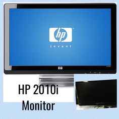 Used HP LCD Monitor Like New Works Great Black for sale in Dana Point -  letgo 0d5c76e1ad04b