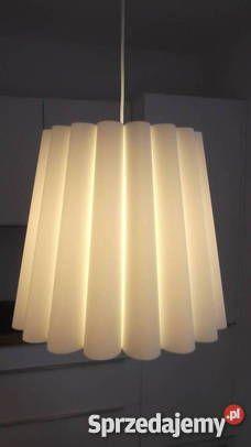 Solvesbrog lampa wisząca biała nowa lubelskie Lublin