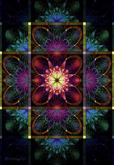 Floral Panel by Shadoweddancer on DeviantArt
