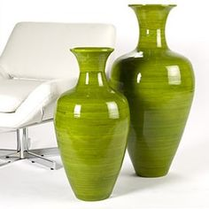 i love the idea of adding something organic to the room like a beautiful vase large vasesfloor