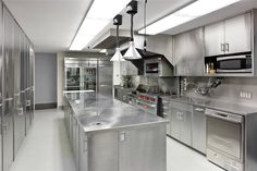 If you plan to open a high-end restaurant, one of the things you have to ensure is that your kitchen has a functional and efficient design.