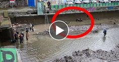 They Drained This Canal For The First Time In Decades And What They Discovered Is Truly Bizarre
