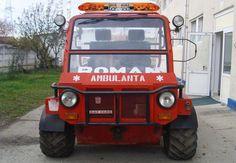 Automobile Romanesti - Roman - Roman prototipuri