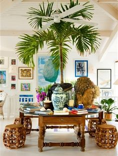 Interieurtrend: Tropical - Residence