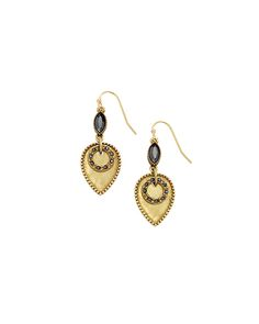 Crystal Nile Earrings, Earrings - Silpada Designs