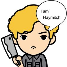 Haymitch is just so cool!!! I love the hunger games