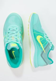 Nike Performance DUAL FUSION X 2 - Zapatillas neutras - hyper turquoise/volt/clear jade/white/reflect silver - Zalando.es