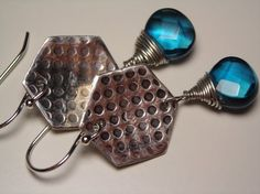 earings  Betsy Ahola check it out