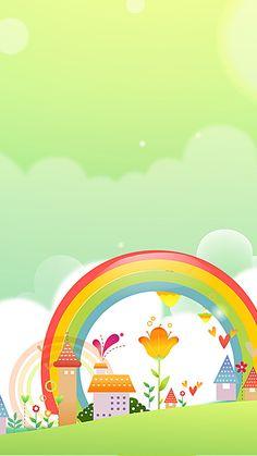 아동의 정취 어린이 배경 Kids Background, Studio Background Images, Cartoon Background, Art Drawings For Kids, Drawing For Kids, Art For Kids, Photo Frames For Kids, Happy Birthday Invitation Card, Kindergarten Interior