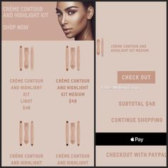 ��For those of you fools I mean for those of you that will be buying these cheap looking #contour sticks and making this woman even richer. This is available now and they take PayPal? Happy shopping sheep! Lol #makeup #makeupaddict #makeupjunkie #ilovemakeup #beautyblogger #bblogger #mua #slave2beauty #wakeupandmakeup #instamakeup #instabeauty #cosmetics #beauty #makeupmafia #makeupobsessed #hudabeauty #beautyblog #macquillaje #makeupfanatic1 #glow #trendmood…