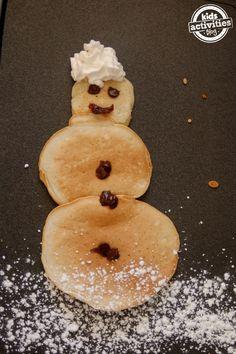 adhd, kids boutique, kid activities, activities for kids, snow man pancakes, food, activ blog, atlanta, snowman pancak