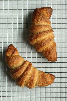 TEGEMISI-TOIMETUSI: Croissant ja isetehtud lehttaigen (Heidi Park'i retsept)