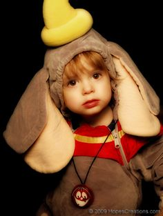 Dumbo costume - adors!
