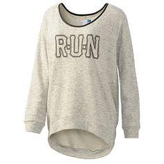 Frauen Run Sweatshirt