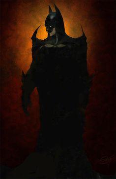 the batman by daniel murray.