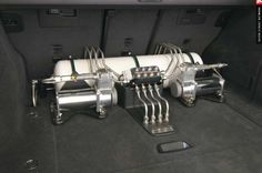 Air suspension how it works boden autohaus air suspension system