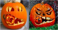 nice The Most Incredible Pumpkin Designs To Inspire You This Halloween Check more at http://viralleaks.us/2016/10/19/the-most-incredible-pumpkin-designs-to-inspire-you-this-halloween/