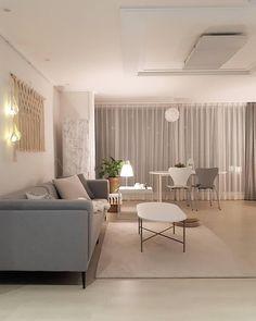 Korean Apartment Interior, Apartment Interior Design, Interior Decorating, Apartment Bathroom Design, Small Studio Apartment Design, Living Room Korean Style, Small Dream Homes, Minimalist Room, Room Decor Bedroom