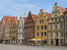 Osnabrück. We had so much fun here hope we get to go back some day