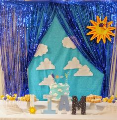 Morsels Party Planning: A Weather themed 2nd Birthday Party!