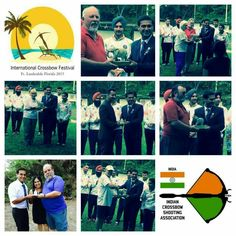 #Award Ceremony #7th World Crossbow Shooting Championship #International Crossbow Festival #USA, Fort Lauderdale #Florida #Date - July 2015 #As a National President of Indian Crossbow Shooting Association, I got an opportunity to Honour the World Crossbow Shooting Association Official's.